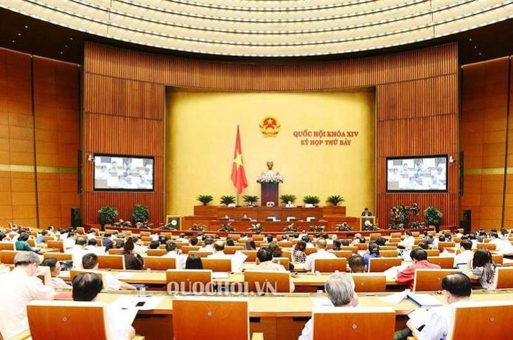 베트남 국회, 사회경제 개발현황 토론