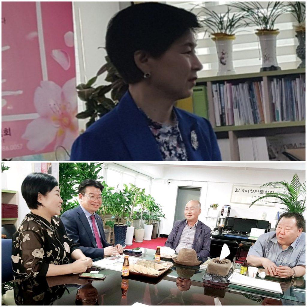 """제19회 """"화"""" 살롱(2019년 6월 11일)"""