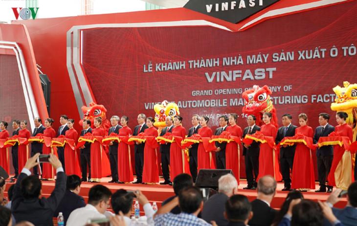 빈패스트, 베트남 자동차 산업 성공