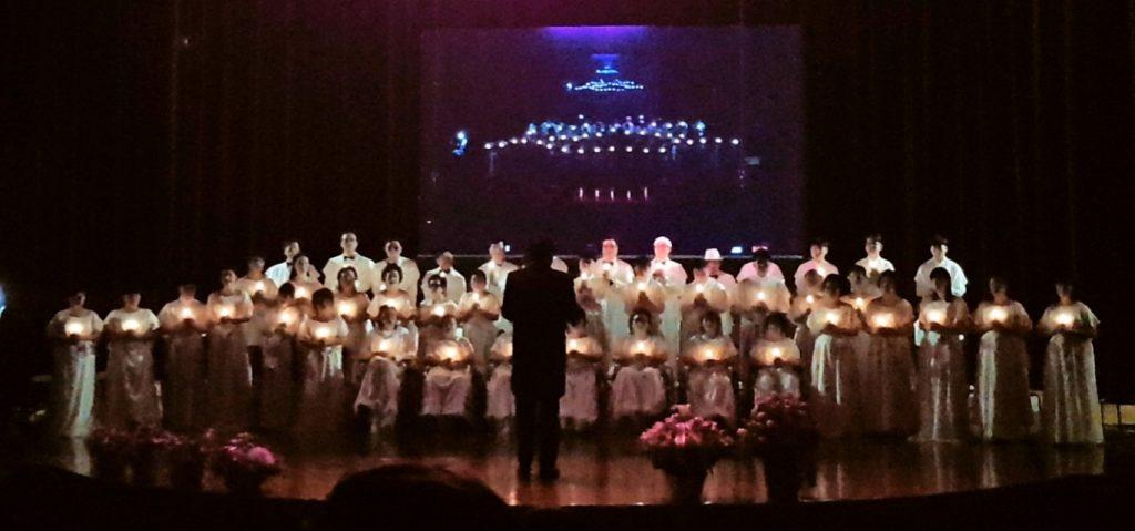 제2회 푸른날개합창단 공연(2019년 9월 23일)